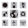 Ecology icons — Stock Vector #23537469