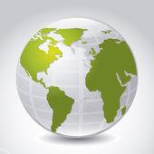 Earth vector — Stock Vector
