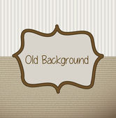 Old background — Stock Vector