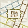 Film stripe — Stock Vector #23906605