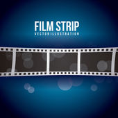 Film stripe — Stock Vector