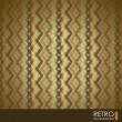 Vector de stock : Retro background