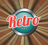 Retro background — Stock Vector