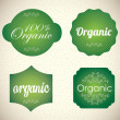 Organic tag — Stock Vector #24478593
