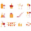 Cake & Cupcakes icons — Stock Vector #24763267