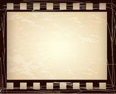 Rolo de filme — Vetor de Stock