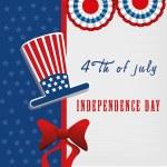 Unabhängigkeitstag-design — Stockvektor  #26151849
