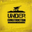 Under construction design — Stock Vector #26287425
