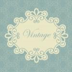 Frame vintage — Stock Vector #26340959
