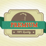 Premium quality — Stock Vector #26378669
