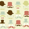 Royalty-Free Stock Vector Image: Hipster background