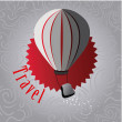 Stock Vector: Ballooning
