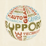 Support design — Stock Vector #26395429