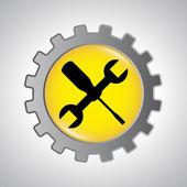 инструменты дизайна — Cтоковый вектор