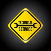 Servicio técnico — Vector de stock