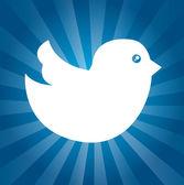 Bird — Stok Vektör