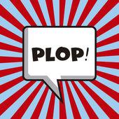 Pop art — Wektor stockowy