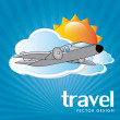 Travel — Stock Vector #26825803