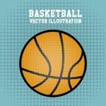 Basketball — Stock Vector #27061287