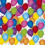 Balloons design — Stock Vector