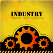 Industry — Vector de stock #27091189