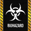 Stock Vector: Biohazard design