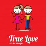 True love — Stock Vector #27176885