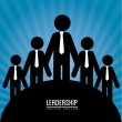 Leadership — Stock Vector #27328083