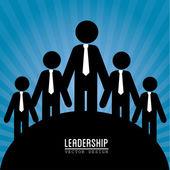 Leadership — Stock Vector