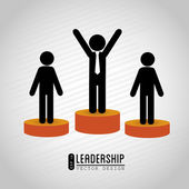 Leadership — Stock Vector