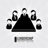 Leadership — Stock vektor