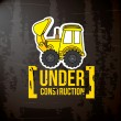 Under construction — Stock Vector #27332435