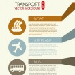 Vector de stock : Transport