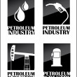 Petroleum industry — Stock Vector #27718963