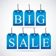 Big sale — Stock Vector #27719427