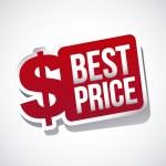 Best price — Stock Vector #27719997