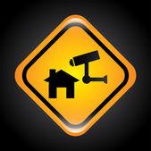 Sistema de segurança — Vetorial Stock