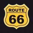 Route 66 — Stock Vector #27965101