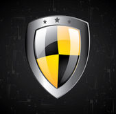 Shield — Stock Vector