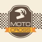 Постер, плакат: Moto cross