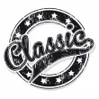 Classic seal — Vector de stock #28252009