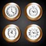 Watches design — Stock Vector #28537451