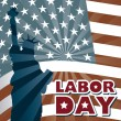 Labor day — Stock Vector #28673949