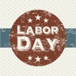 Labor day — Stock Vector #28674473