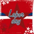Labor day — Stock Vector #28675105
