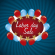 Labor day — Stock Vector #28676687