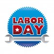 Labor day — Stock Vector #28677603