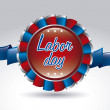 Labor day — Stock Vector #28678223