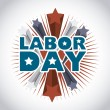 Labor day — Stock Vector #28678297