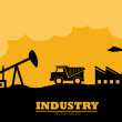 Industry — Vector de stock #29011215